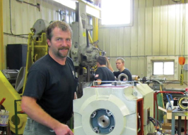 Electric motor repair Agawam Massachusetts